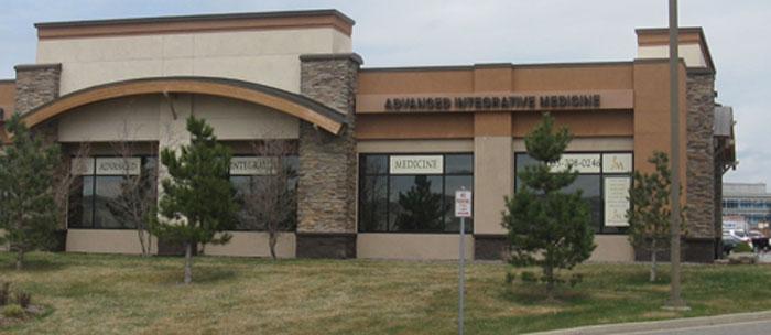 Advanced Integrative Medicine building